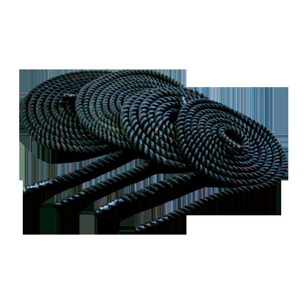 Body solid battle rope 4cm/915cm