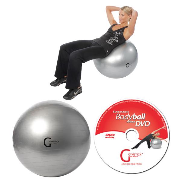 Burst resistant gymbal met DVD - 55 cm