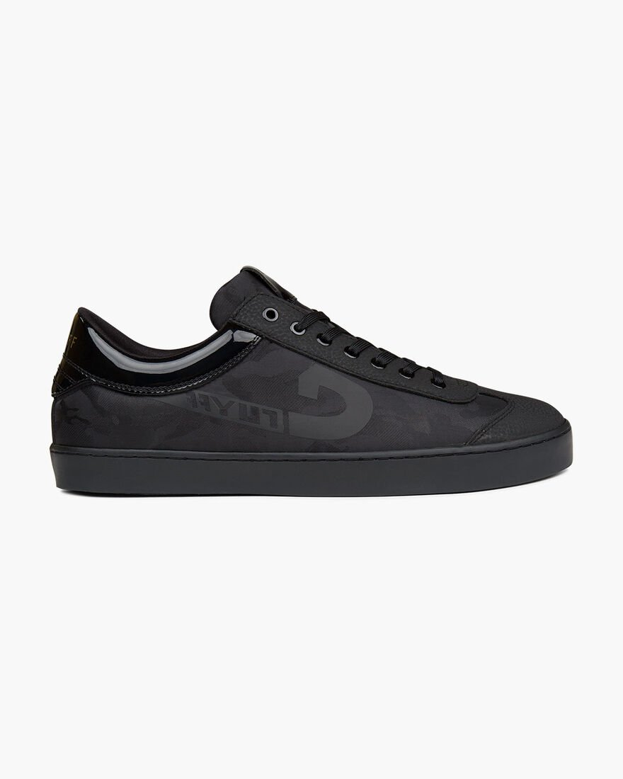 Cruyff Flash sneakers heren zwart