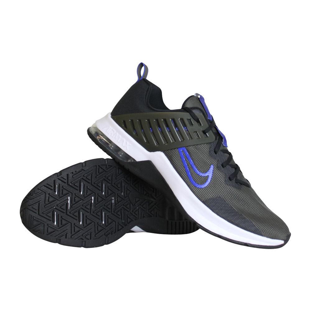 Nike Air Max Alpha 3 fitnessschoenen heren zwart/blauw