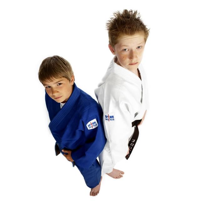 SFJAM Noris Noris Judopak Competitie Wit