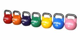 Crossmaxx Competition Kettlebell per stuk 8-32 kg