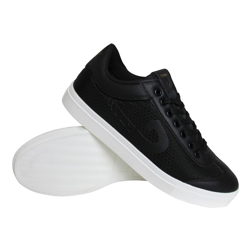 Cruyff Flash Tech sneakers heren zwart/wit