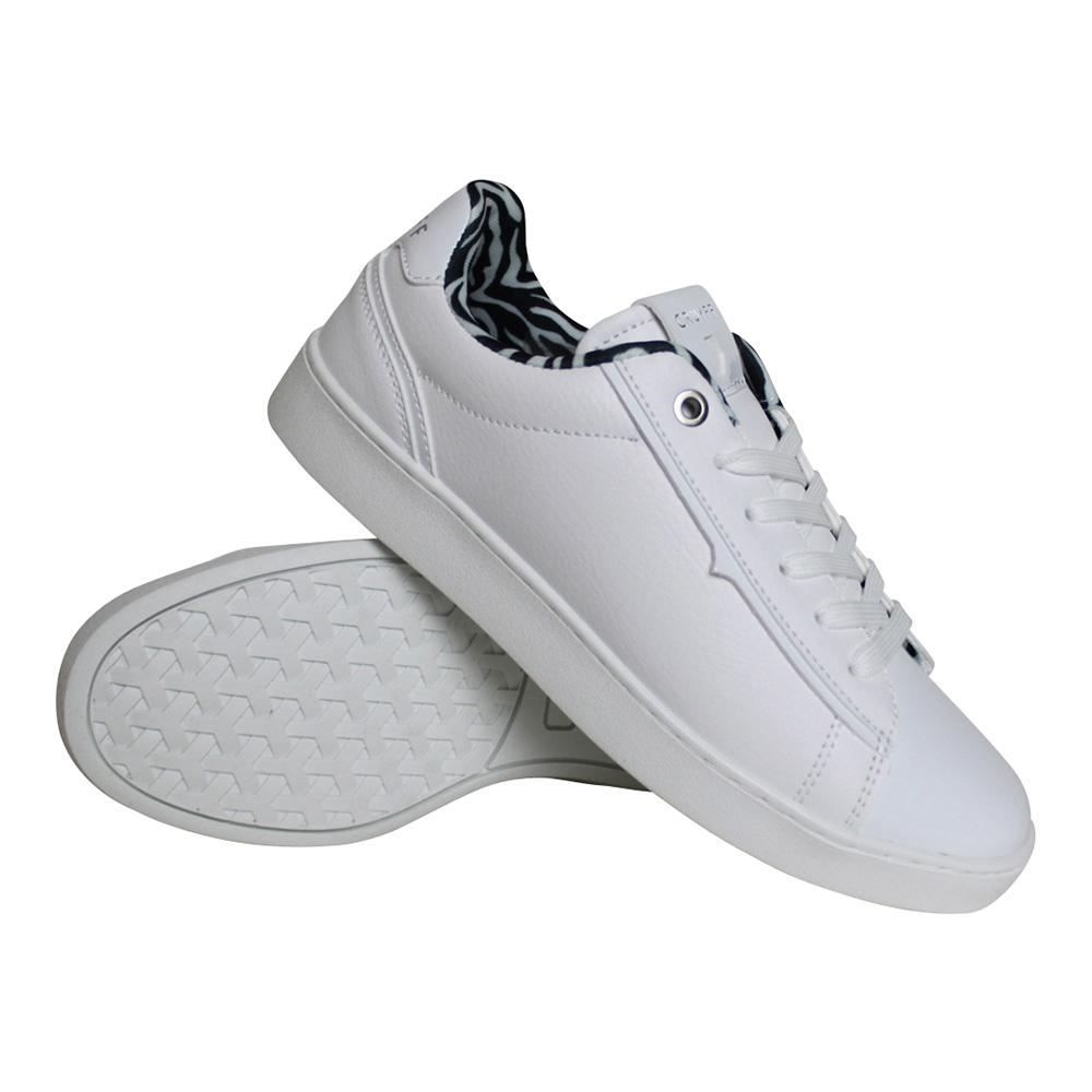 Cruyff Challenge sneakers dames wit