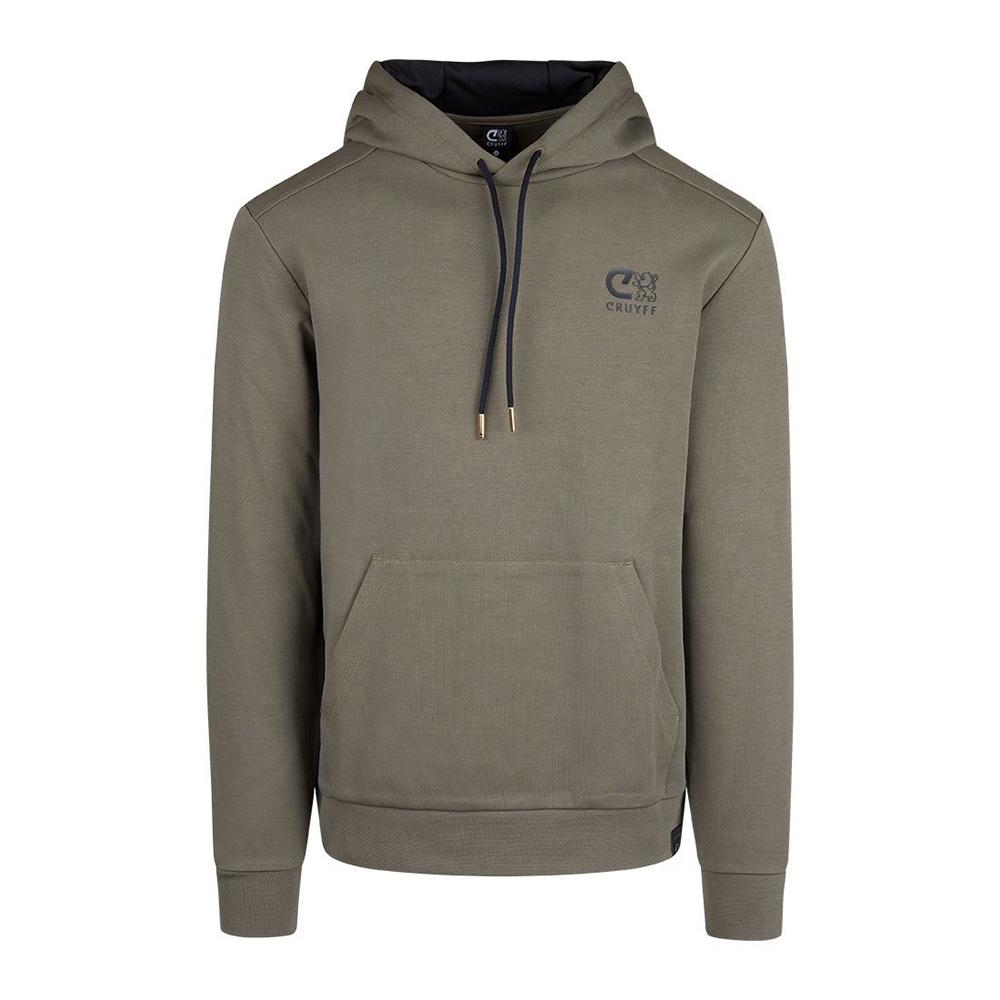 Cruyff Joaquim hoodie heren groen