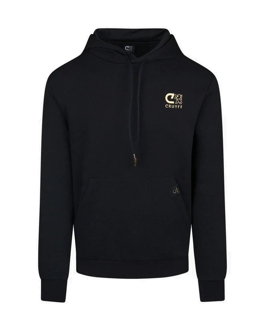Cruyff Joaquim hoodie heren zwart
