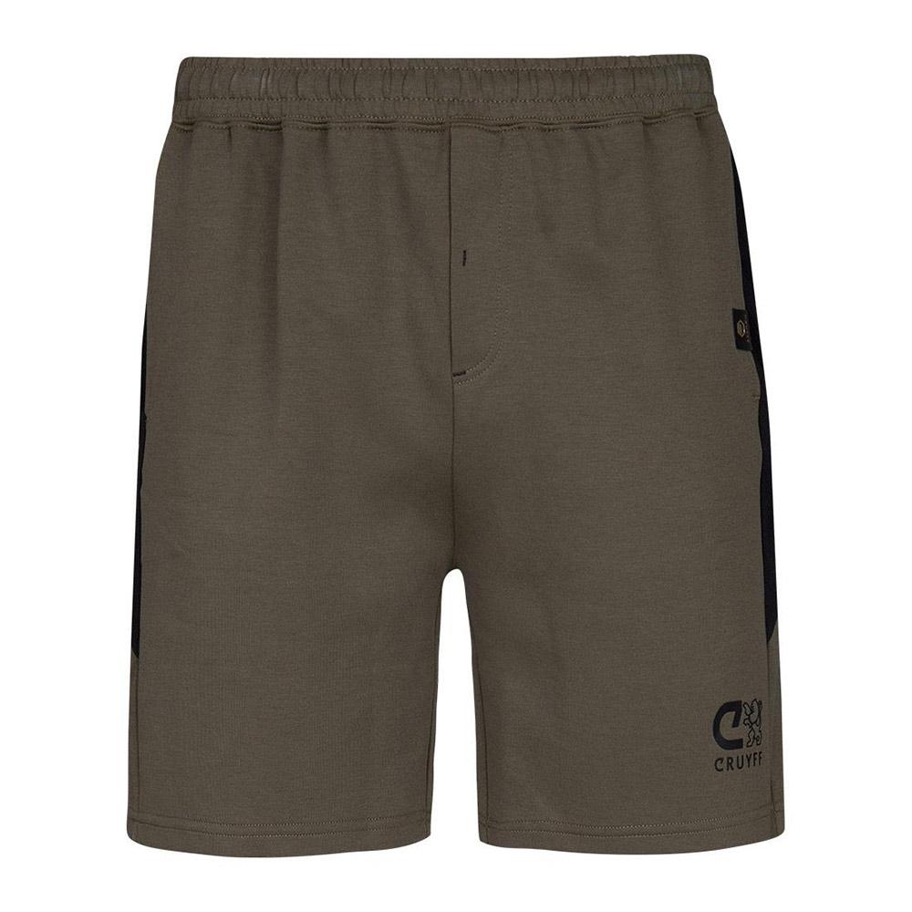 Cruyff Joaquim Jogging short heren groen/zwart