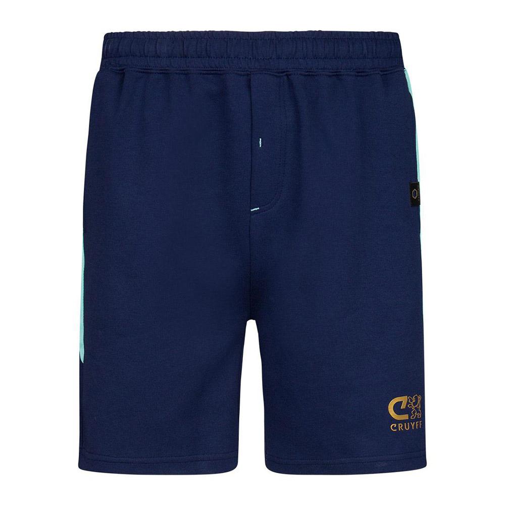Cruyff Joaquim Jogging short heren marine/mint