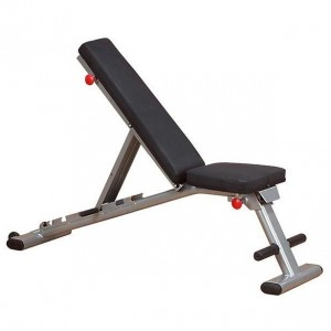 Body-Solid Folding Multi-Bench