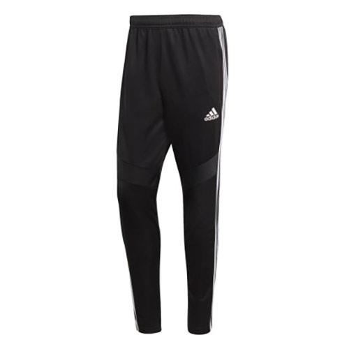 adidas 3-Stripes Tiro trainingsbroek heren zwart/wit