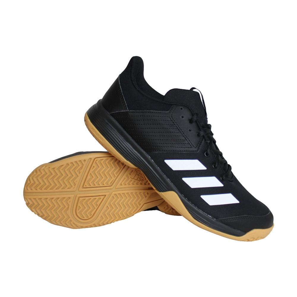 adidas Ligra 6 indoorschoen unisex zwart/wit