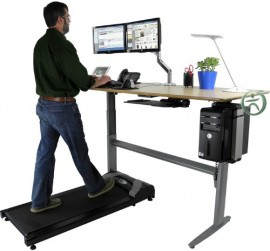 Evo Cardio WTB100 Desk Loopband