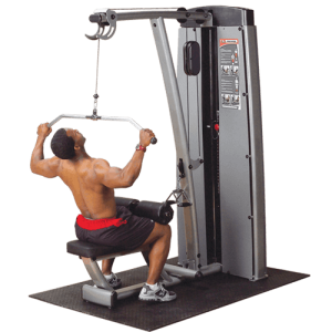 Body-Solid Lat & Row Component
