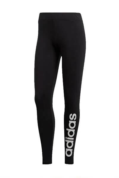 adidas Essential Linear tight zwart