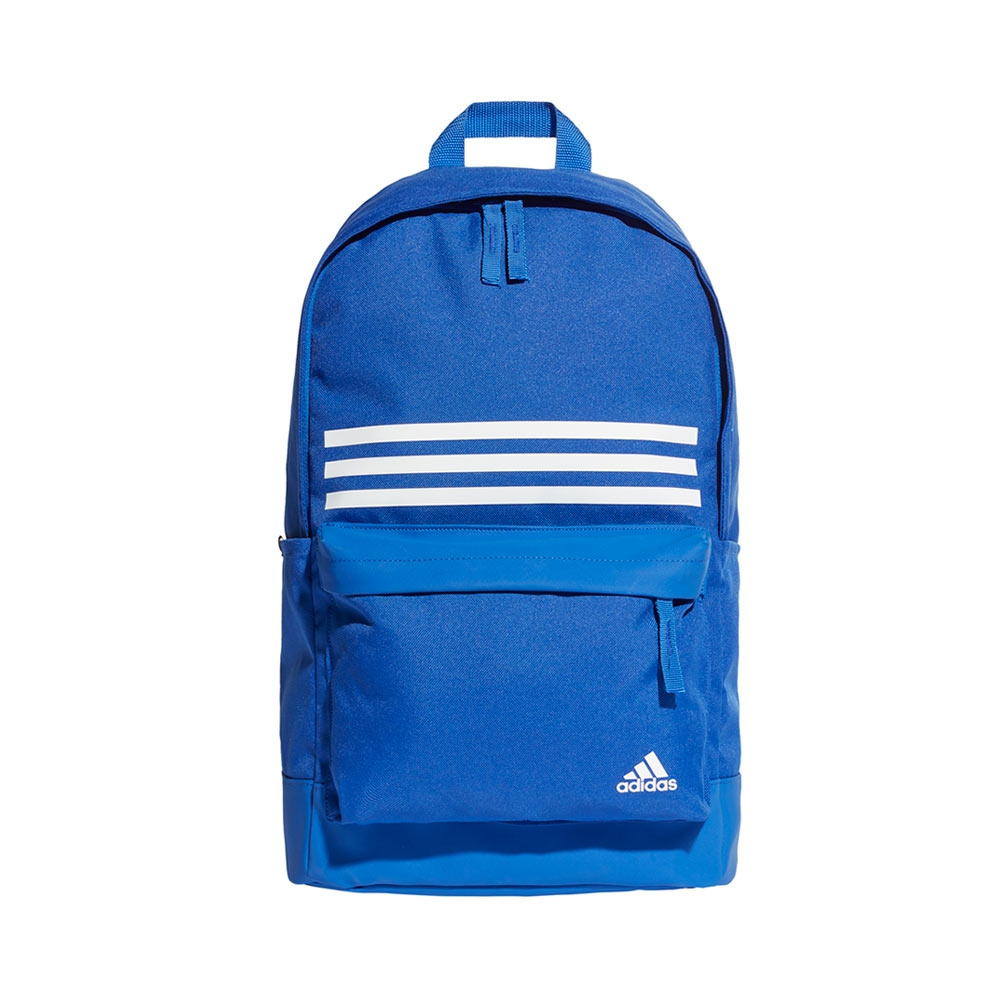adidas Classic 3-Stripes Pocket rugtas blauw/wit