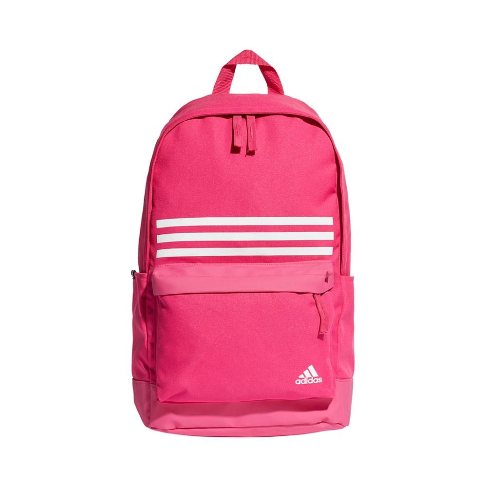 adidas Classic 3-Stripes rugtas meisjes roze/wit