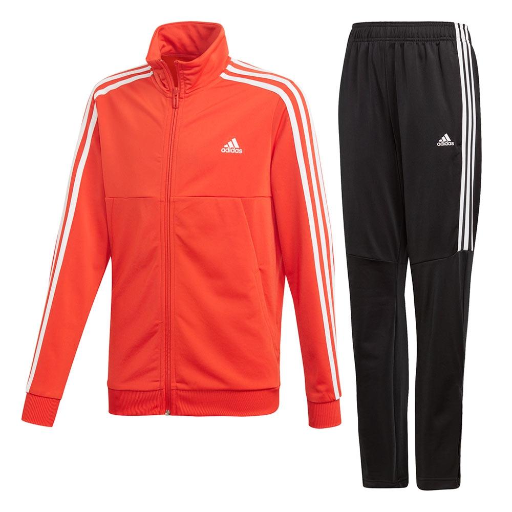 adidas Tiro trainingspak jongens rood/blauw/wit