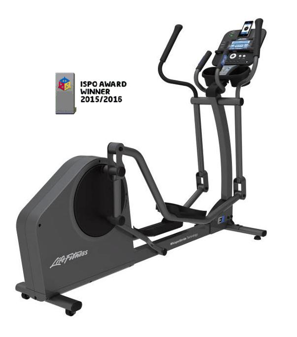 Life Fitness  E1 Track+ Crosstrainer