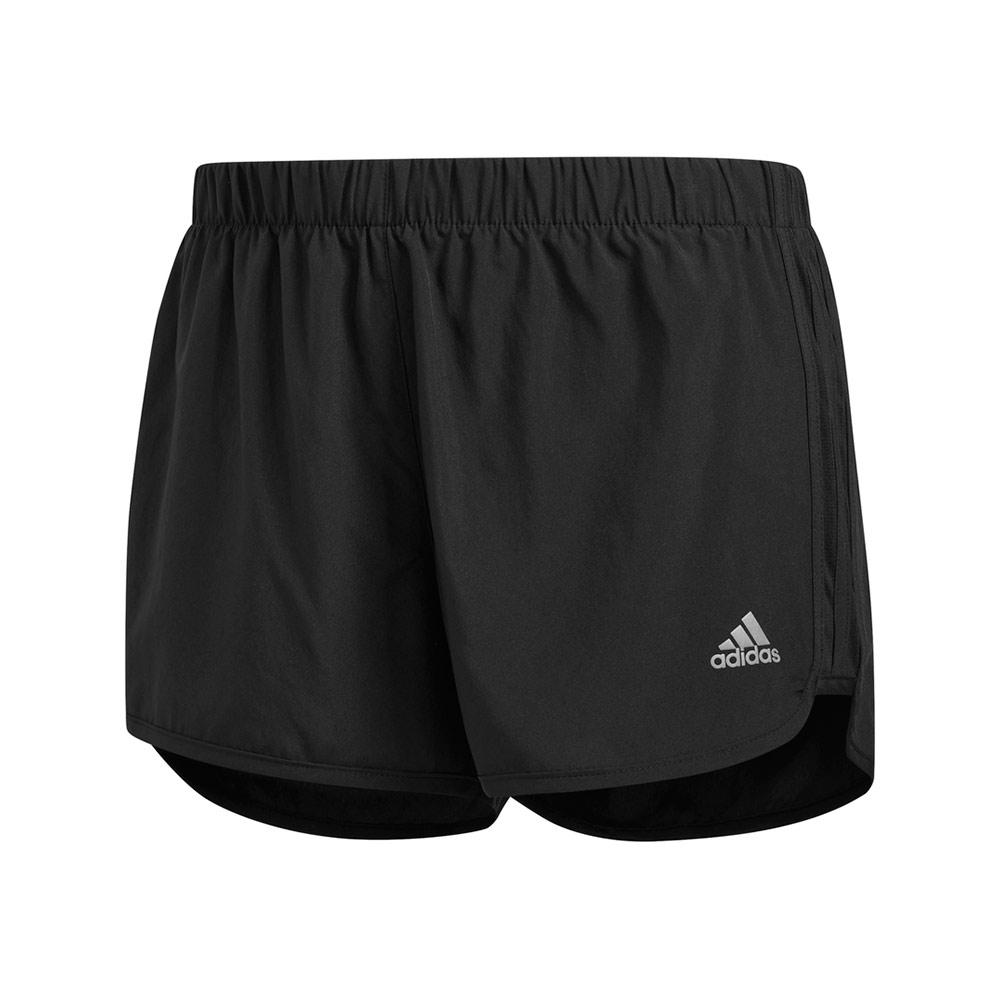 adidas Marathon 20 short dames zwart