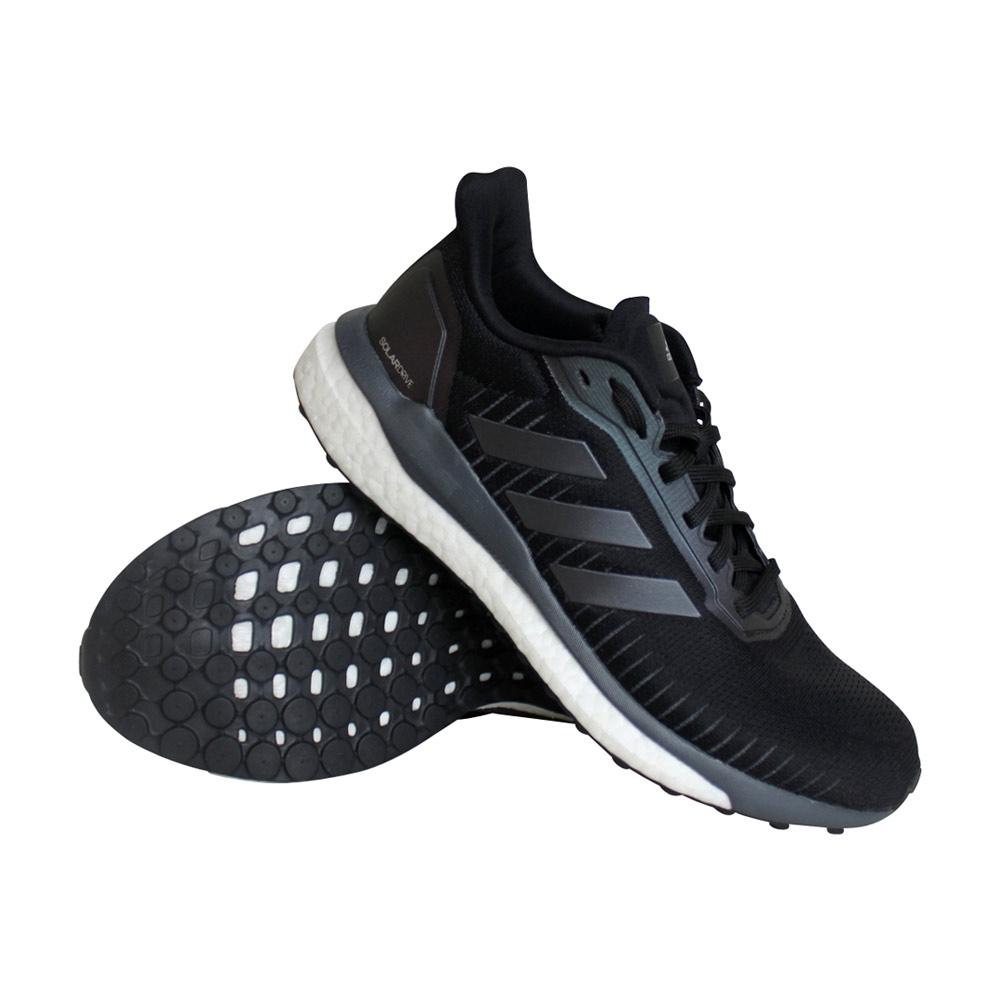 adidas Solar Drive 19 hardloopschoenen dames zwart