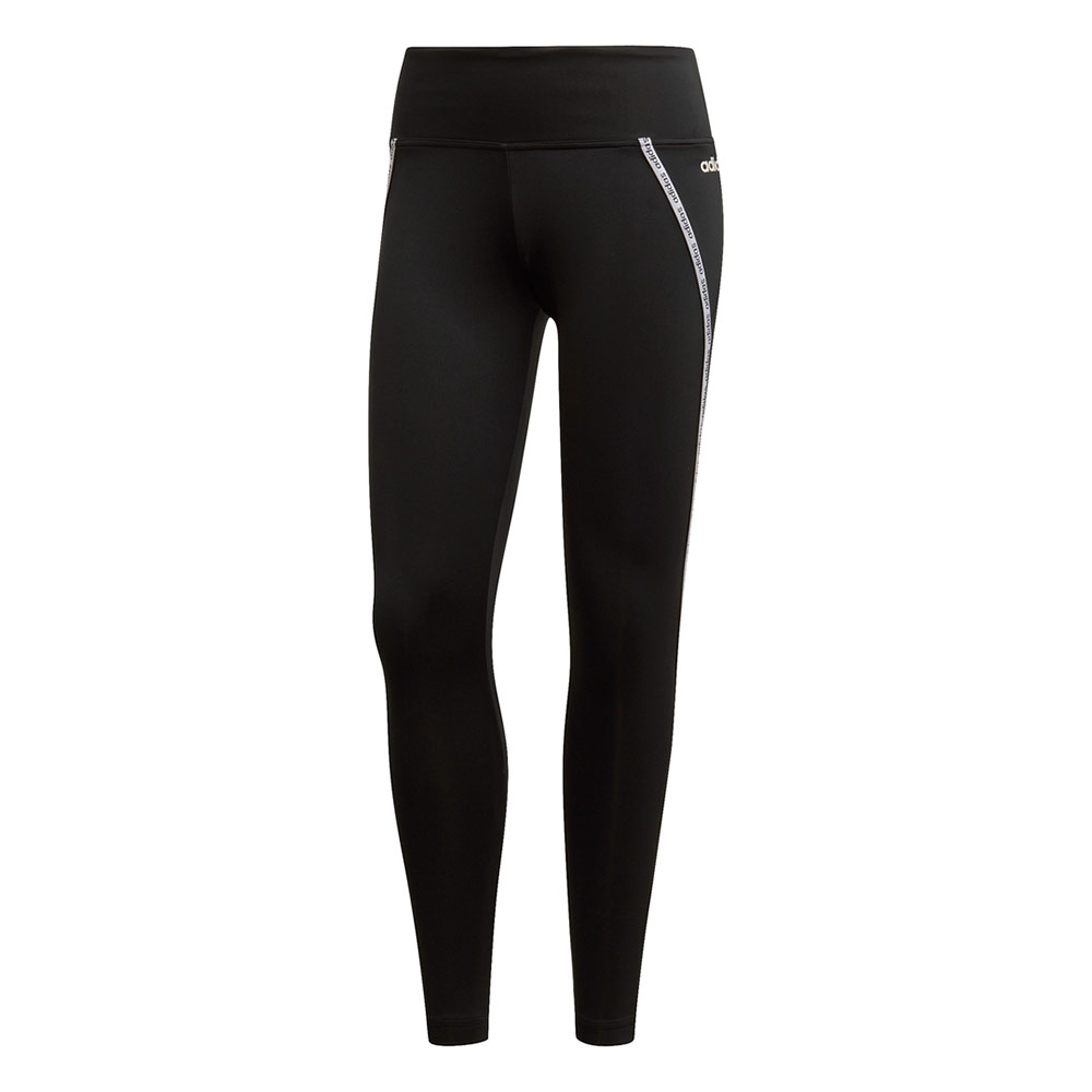 adidas XPR 7/8 tight dames zwart/wit