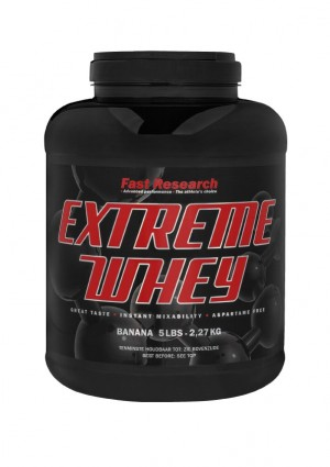 Fast Research Supplement Fast Research Extreme Whey eiwit proteine 2.27kg