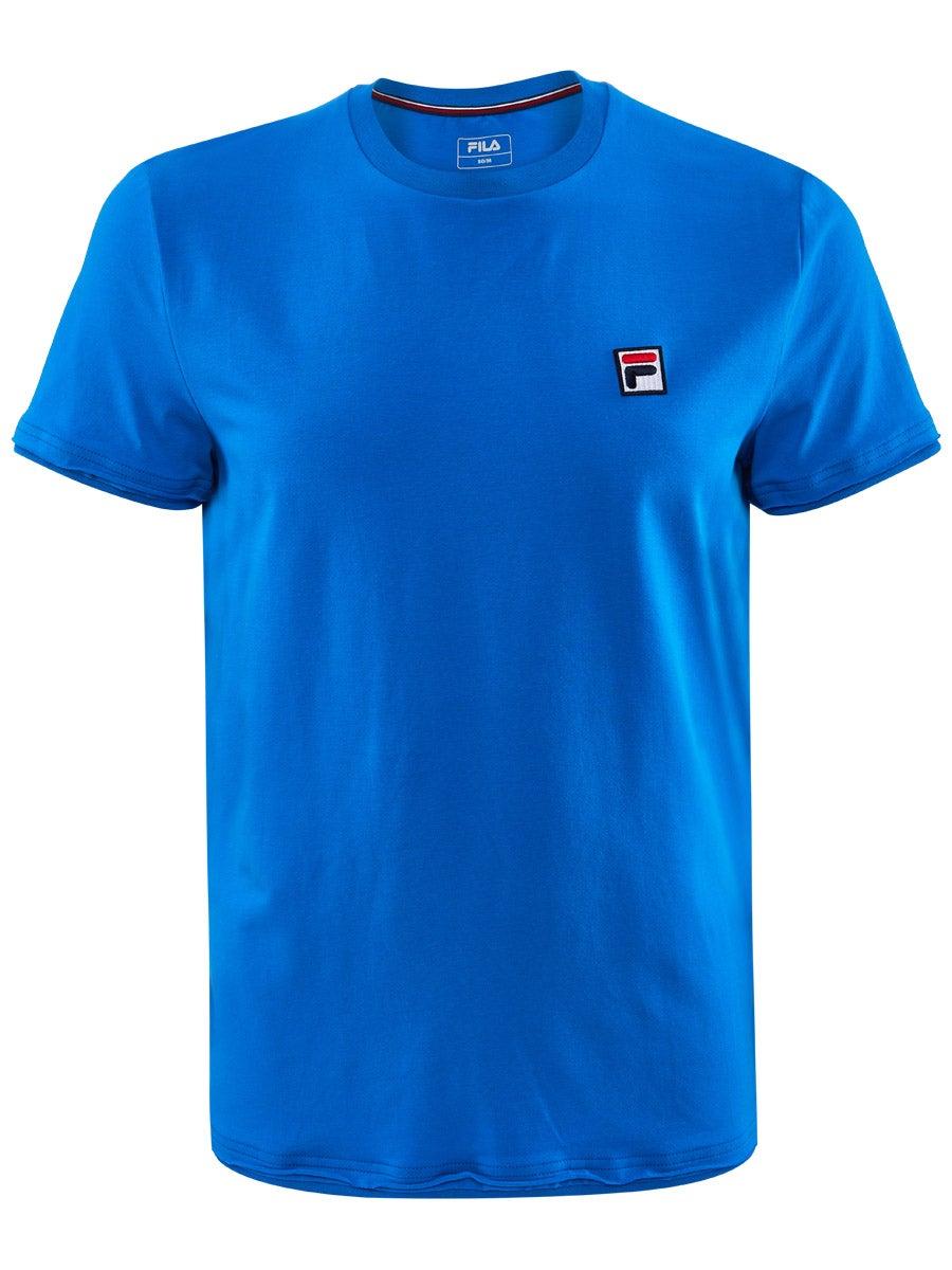 Fila Jonas shirt heren kobalt blauw