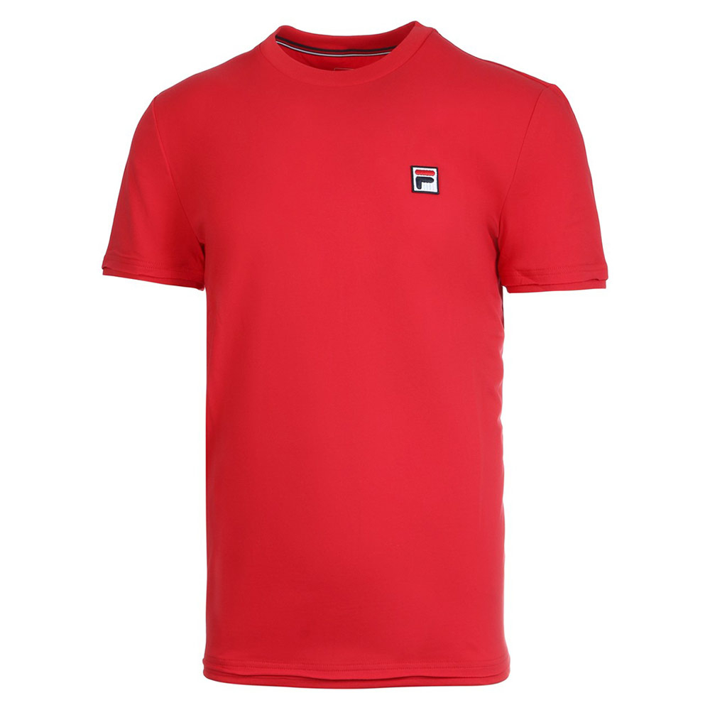 Fila Jonas shirt heren rood