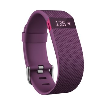Fitbit Charge HR Activity Tracker Large