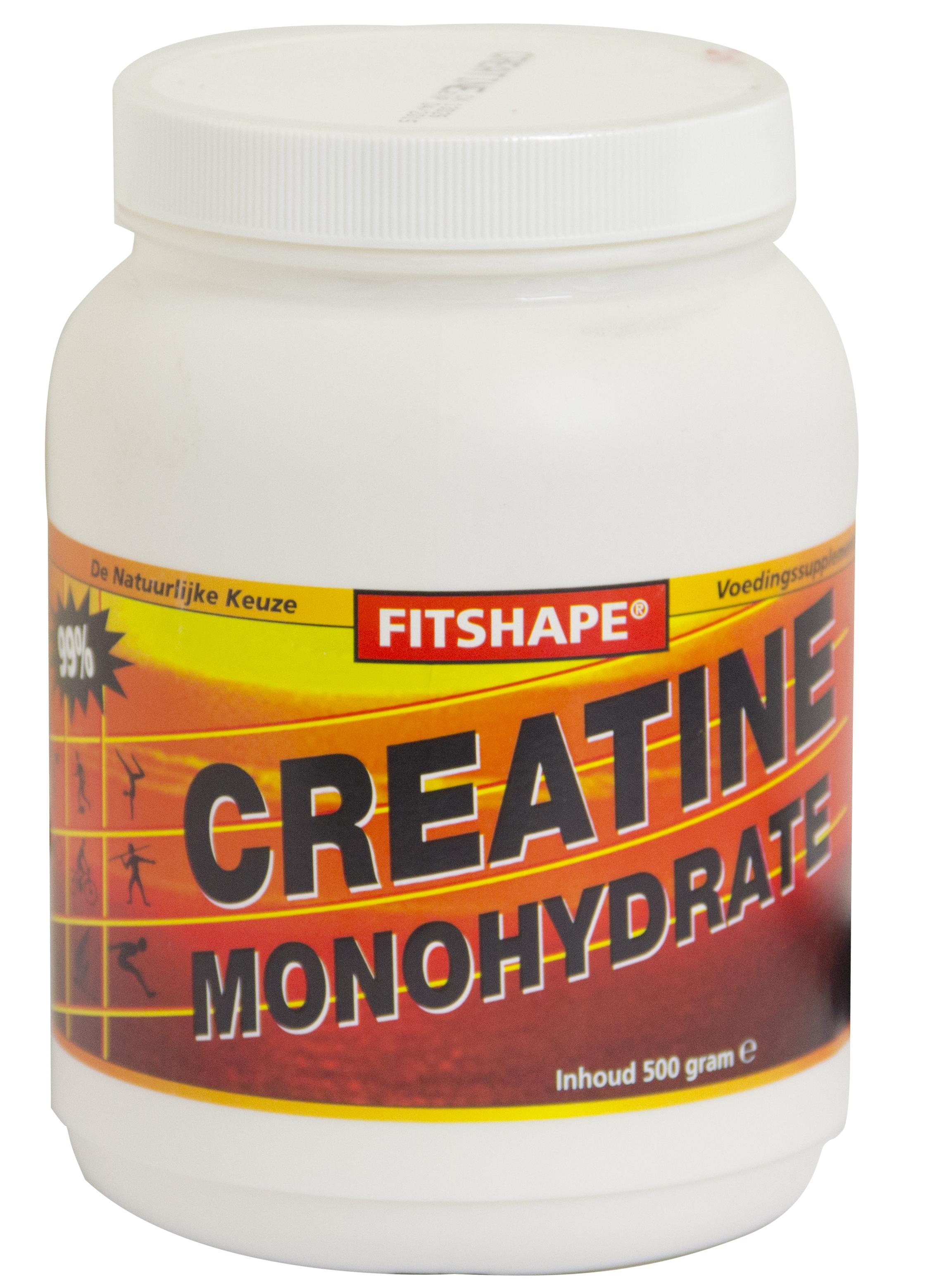Fitshape Creatine Monohydrate (125 gram)