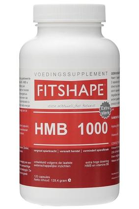 Fitshape HMB 100mg (120 tabs)