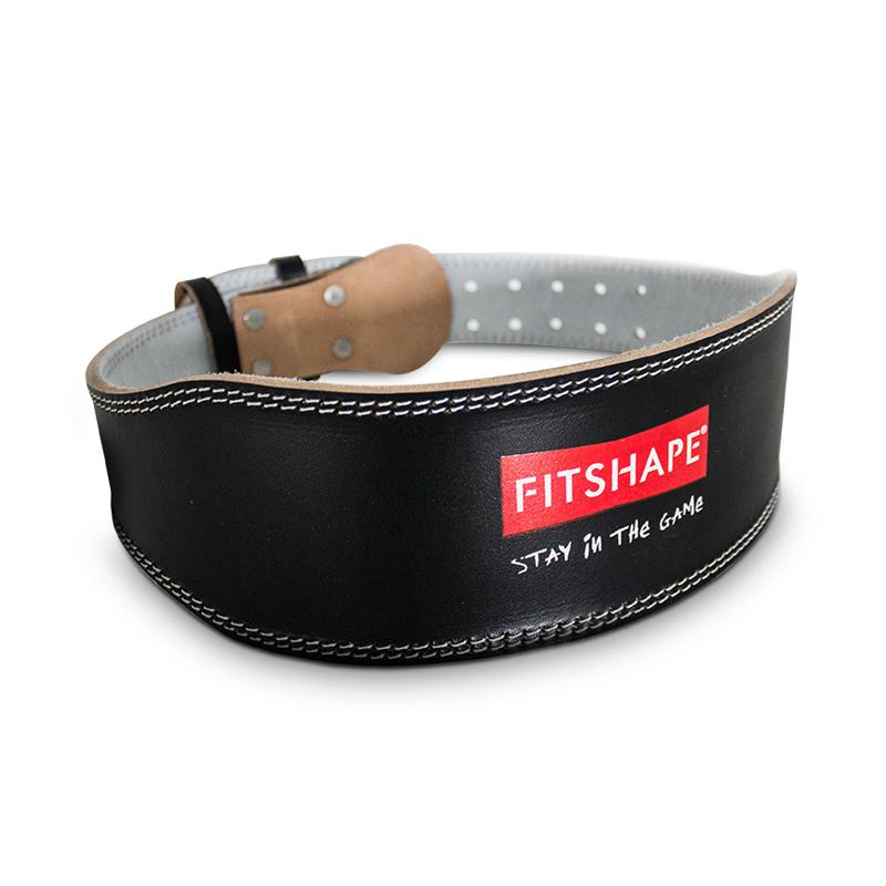 Fitshape Powerlift belt zwart