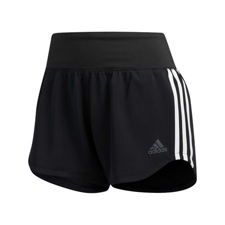 adidas 3 Stripes Vintage short dames zwart
