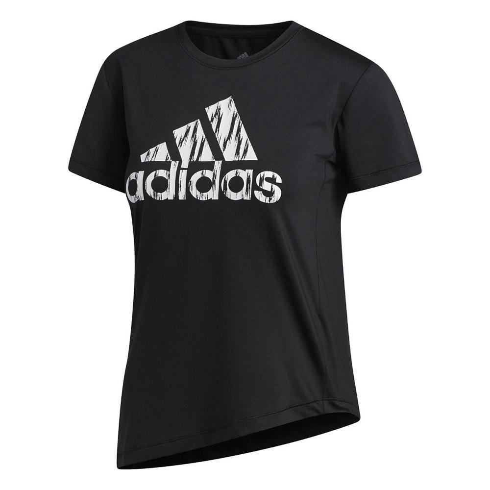 adidas Ikat Bos shirt dames zwart/wit