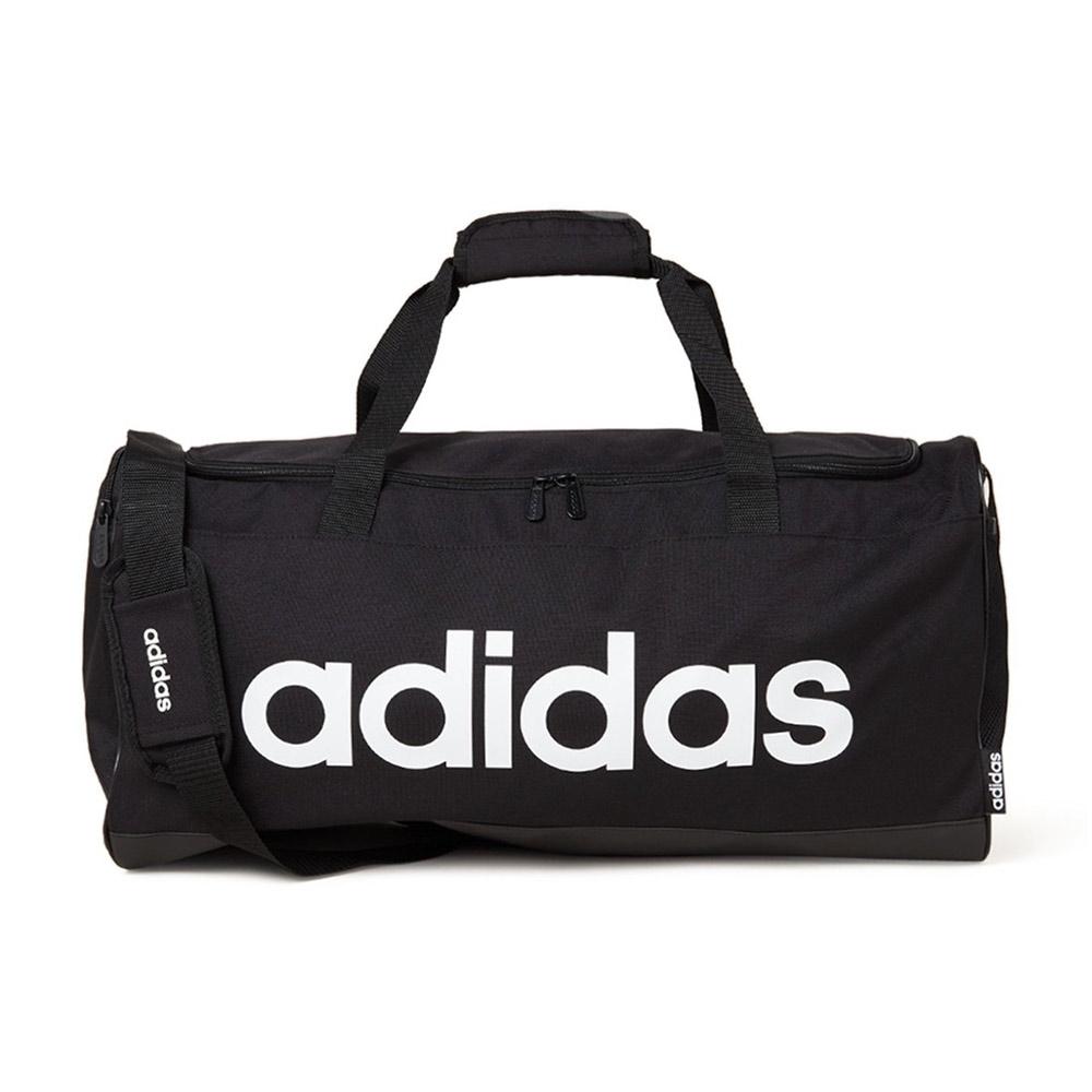 adidas Linear M sporttas unisex zwart/wit