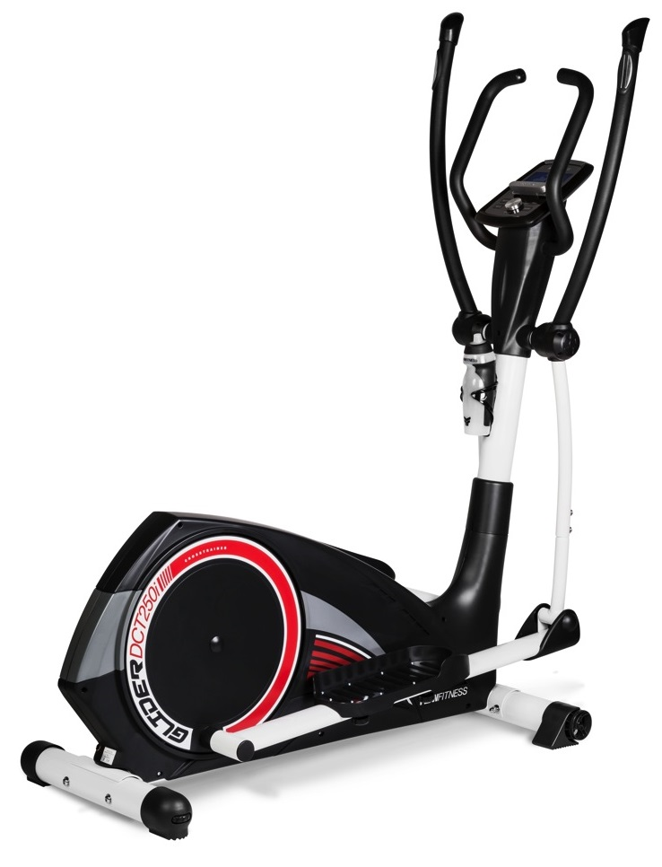 Flow Fitness  Glider DCT 250i Up Crosstrainer