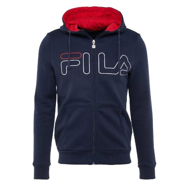 Fila Willi sweater heren marine/logo