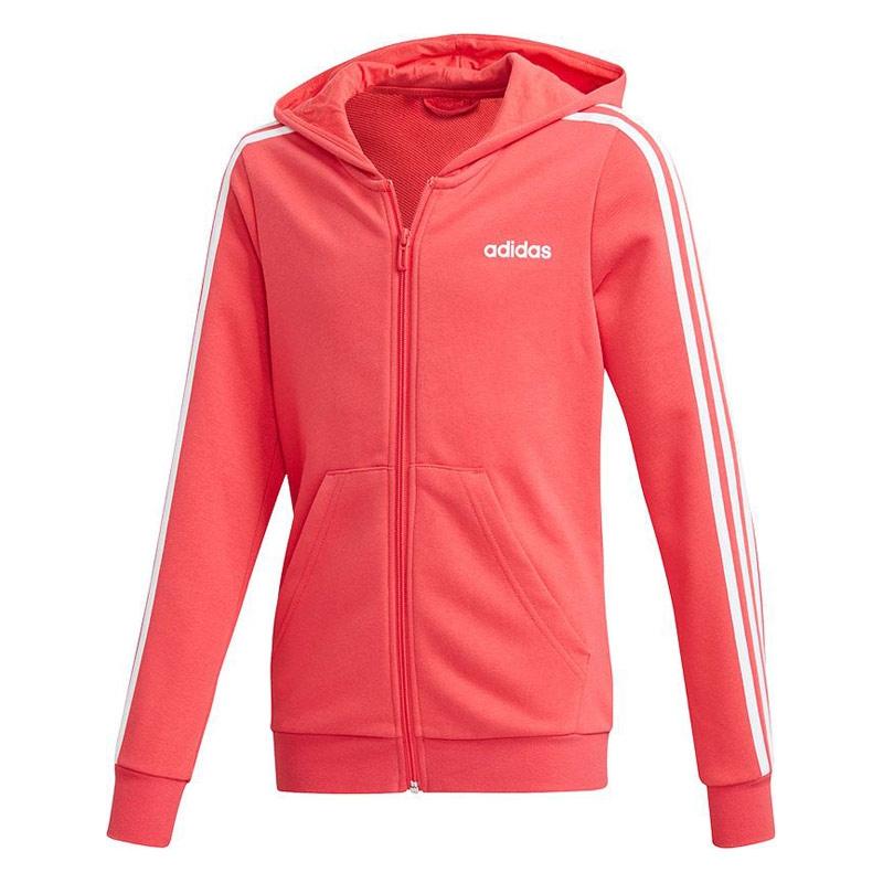 adidas Essential 3-Stripes vest meisjes roze