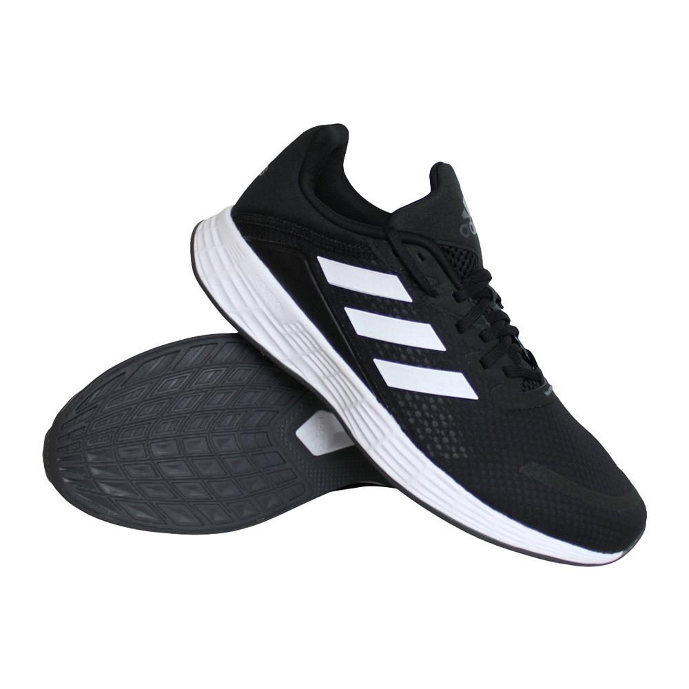adidas Duramo SL hardloopschoenen heren zwart/wit