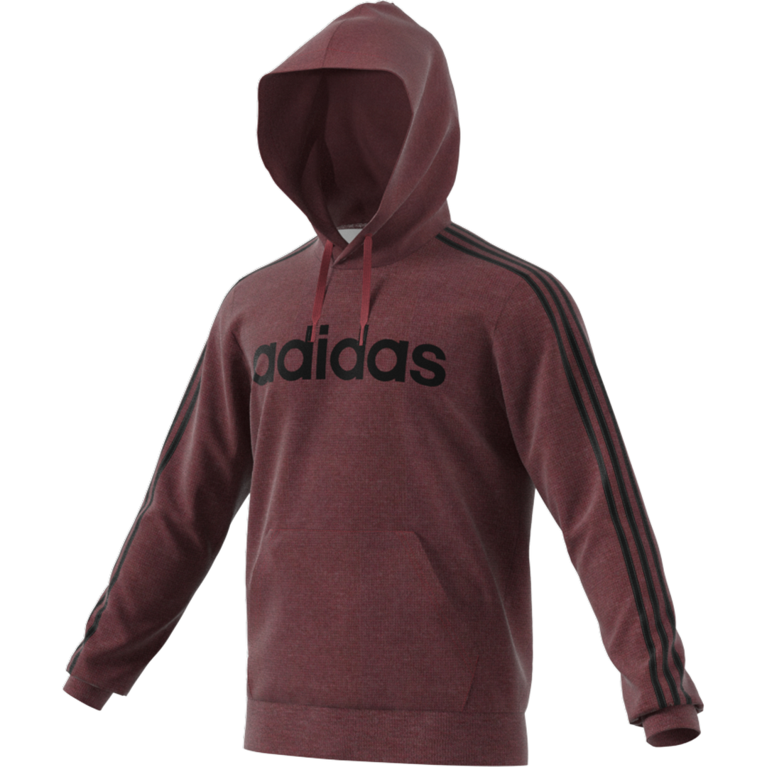adidas Essential 3-Stripes sweater heren rood