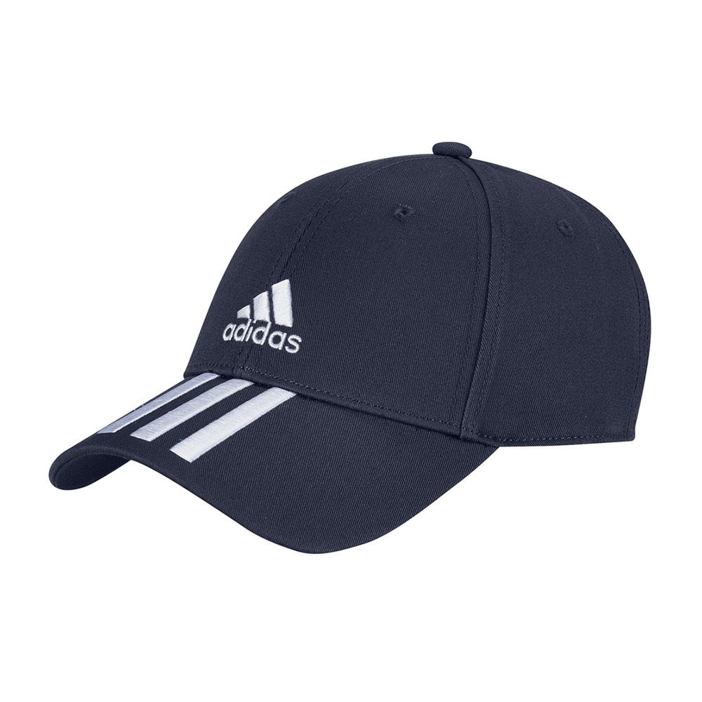adidas Bball S3 cap marine/wit