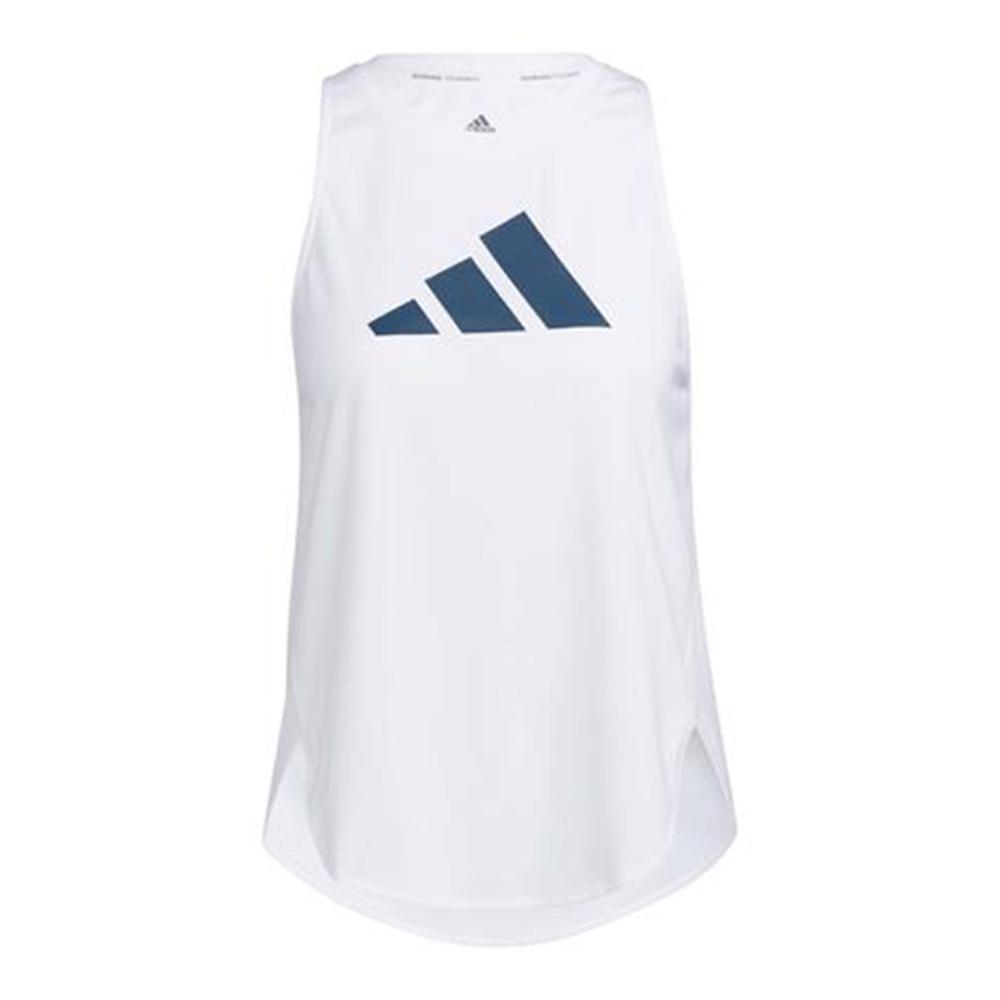 adidas BOS Logo tanktop dames wit