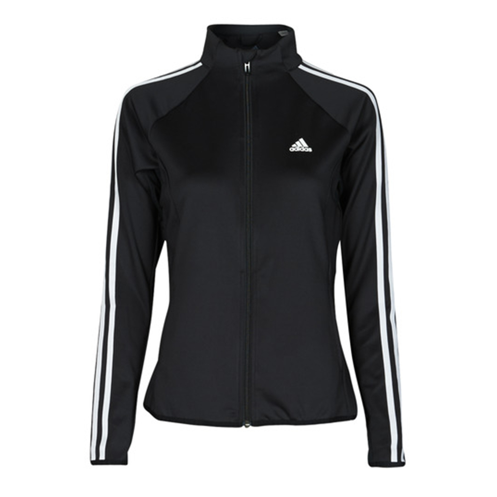 adidas 3 S trainingsvest dames zwart/wit