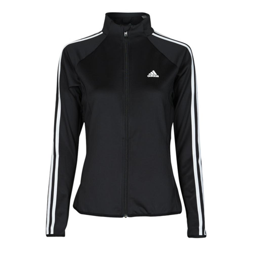 adidas 3 S trainingsvest dames zwart/wit