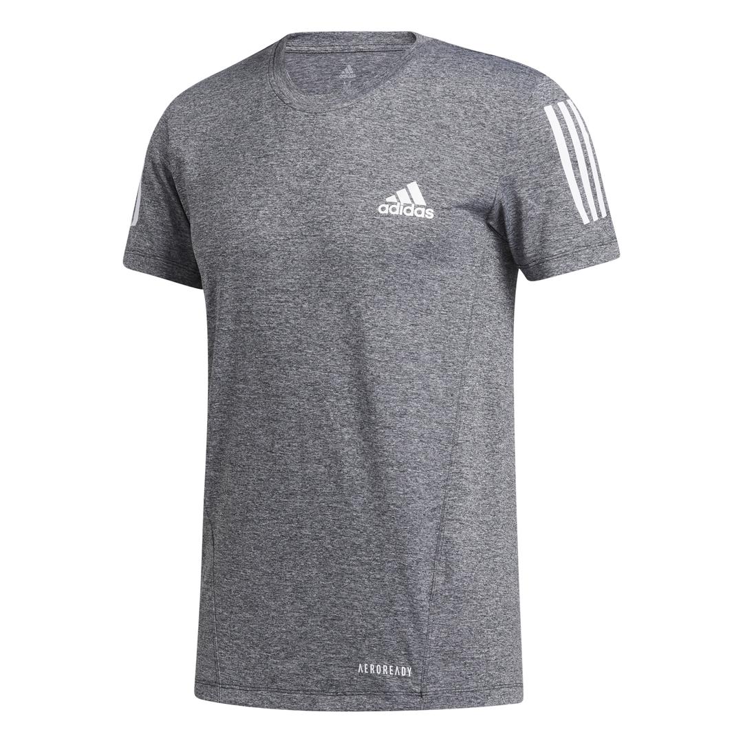 adidas Aero Ready shirt heren antraciet