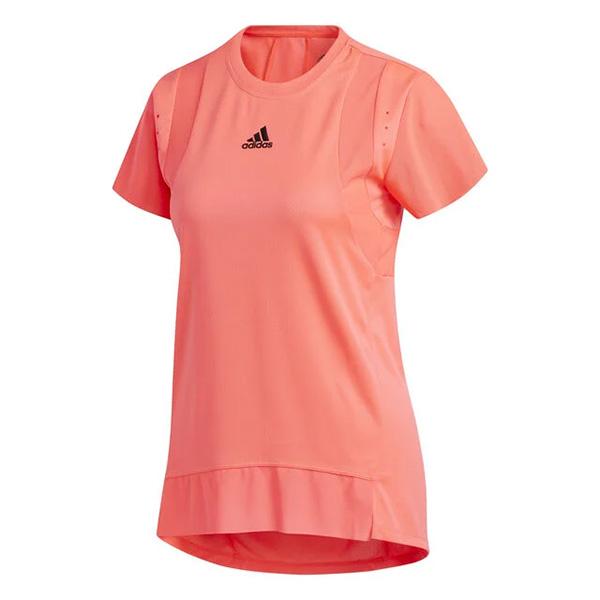 adidas Heat Training Ready shirt dames roze