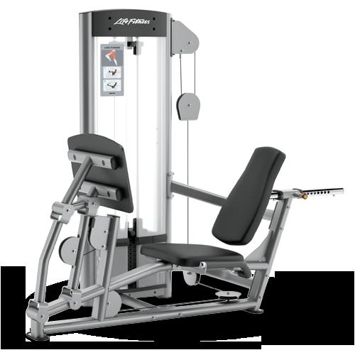 Life Fitness Leg Press/Beendrukapparaat voor G2