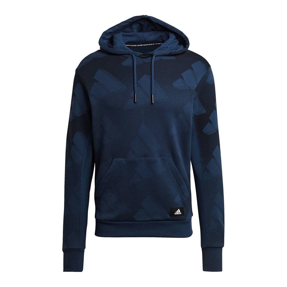 adidas FI GFX sweater heren marine