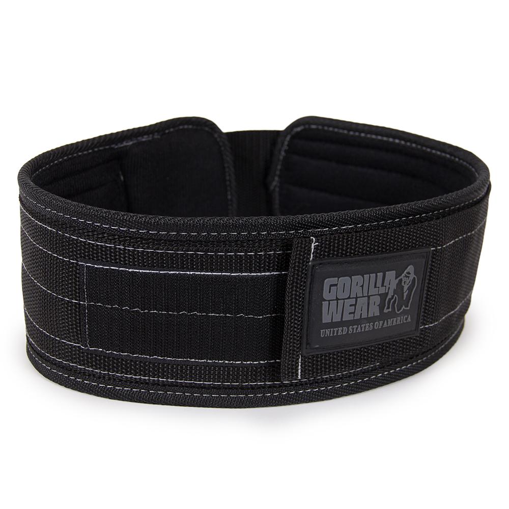 Gorilla Wear 4 Inch Nylon Belt - L/XL