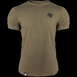 Gorilla Wear Detroit T-Shirt - Legergroen - 5XL